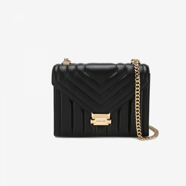 СУМКА WHITNEY LARGE QUILTED LEATHER CONVERTIBLE